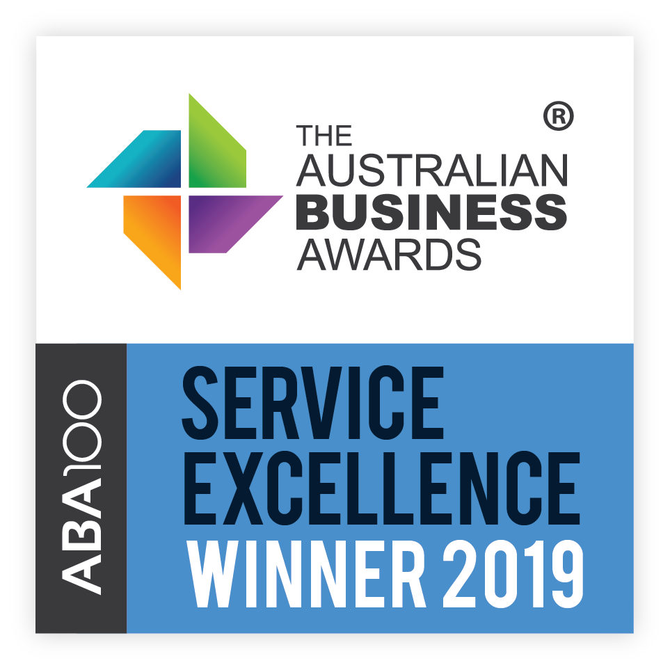 Service Excellence Winner 2019