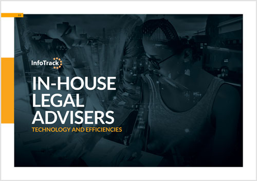 In-house counsel report cover