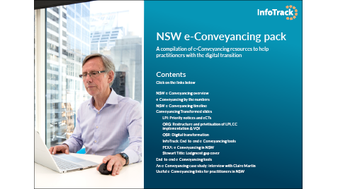 nsw econveyancing pack