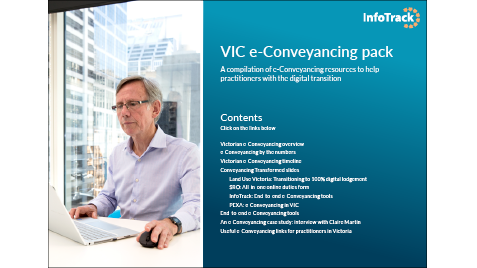 vic econveyancing pack